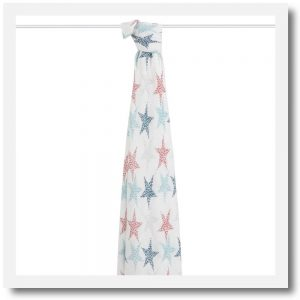 Aden & Anais Starry Nights Bamboo Swaddle